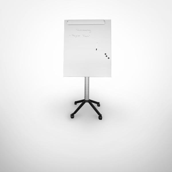 Flipchart-Tisch